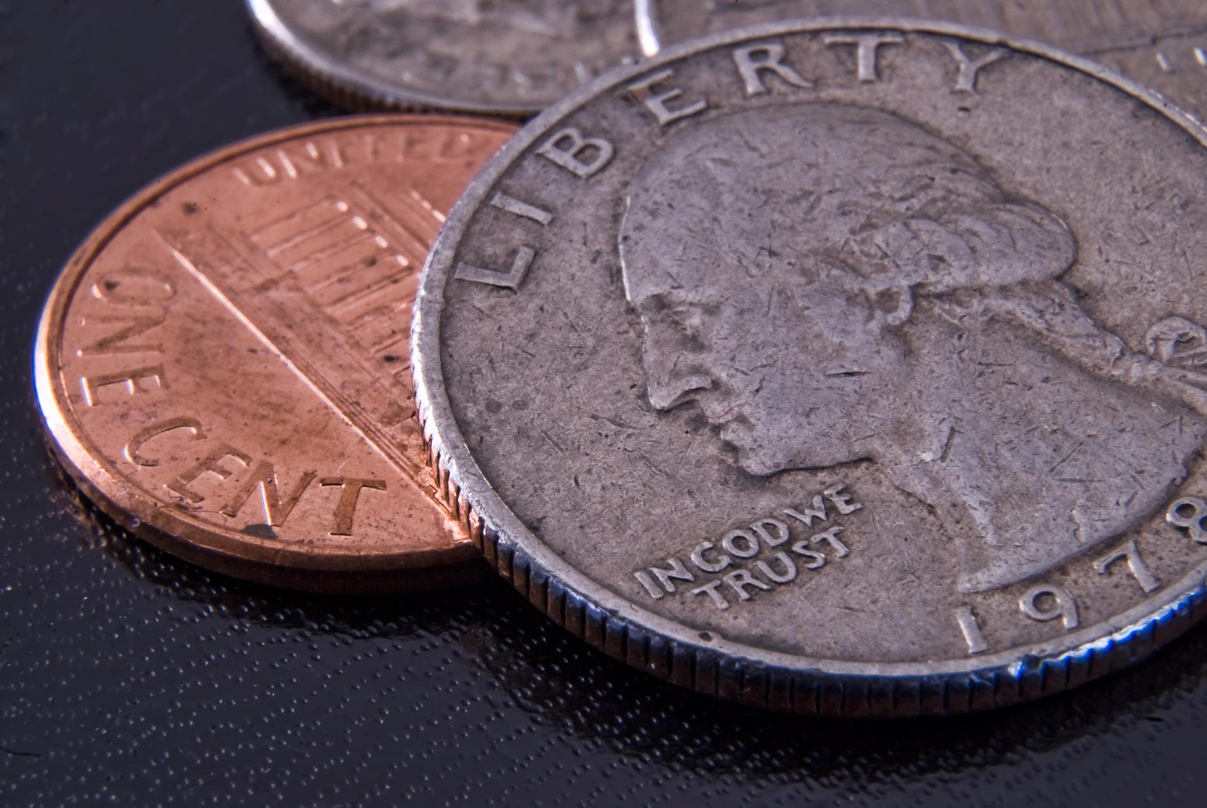 quarter-coins